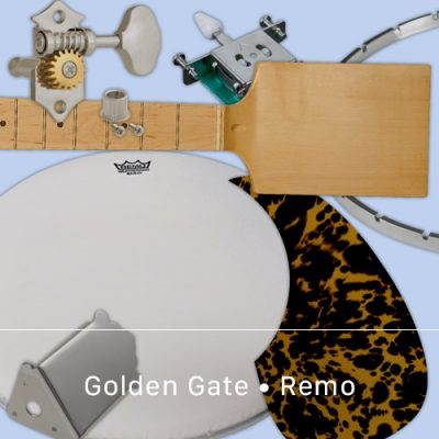 Fretted Instrument Parts